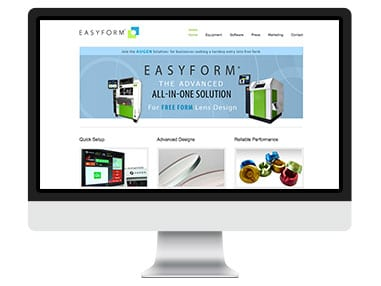Easyform Equipment