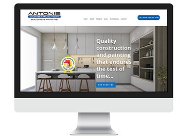 Antonis Construction